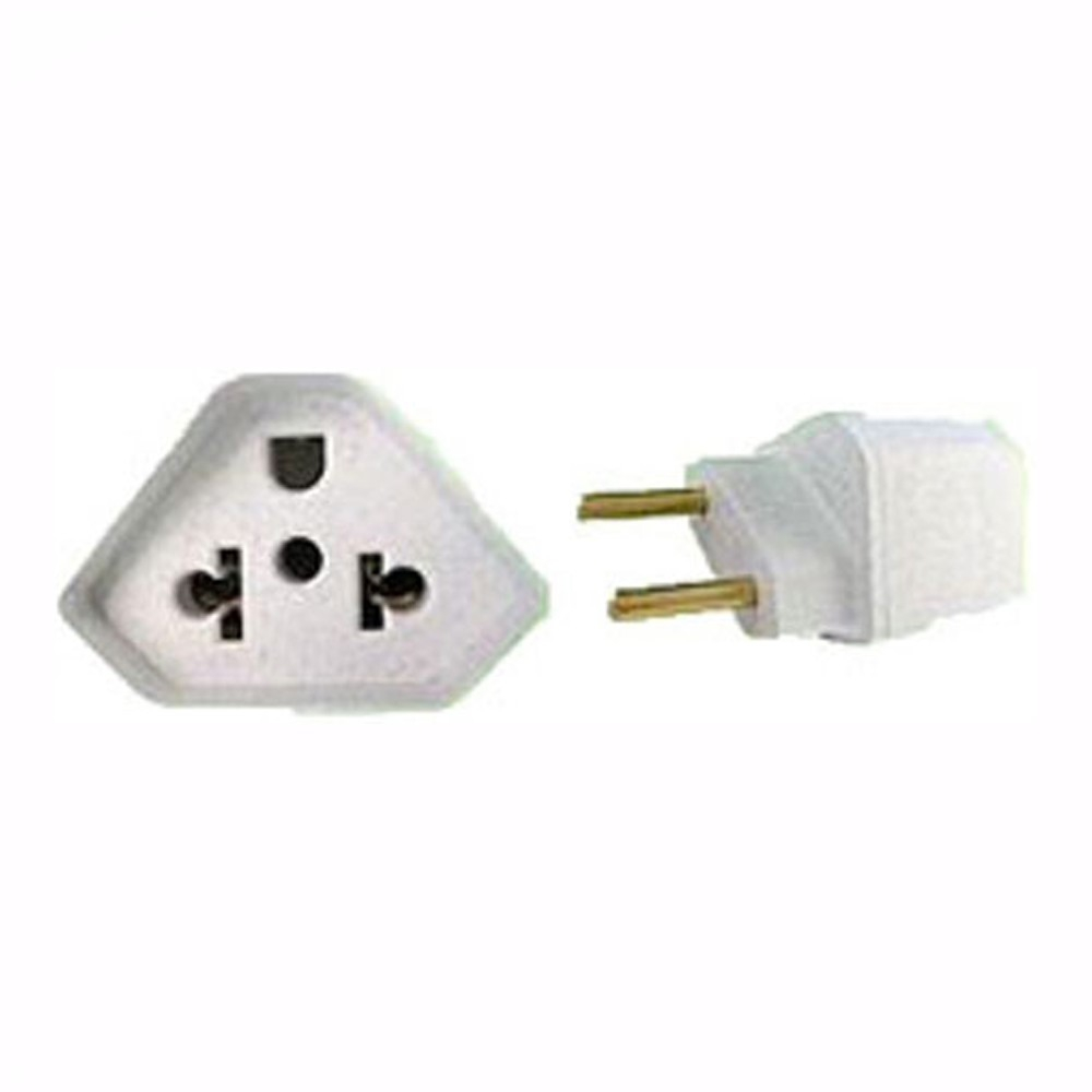 adaptador super man branco/preto v-101