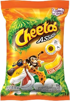 ELMA CHIPS CHEETOS LUA (300009495) 55G BG