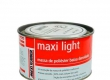 MASSA DE POLIESTER LIGHT 900 GRS - 1MG025 MAXI RUBBER
