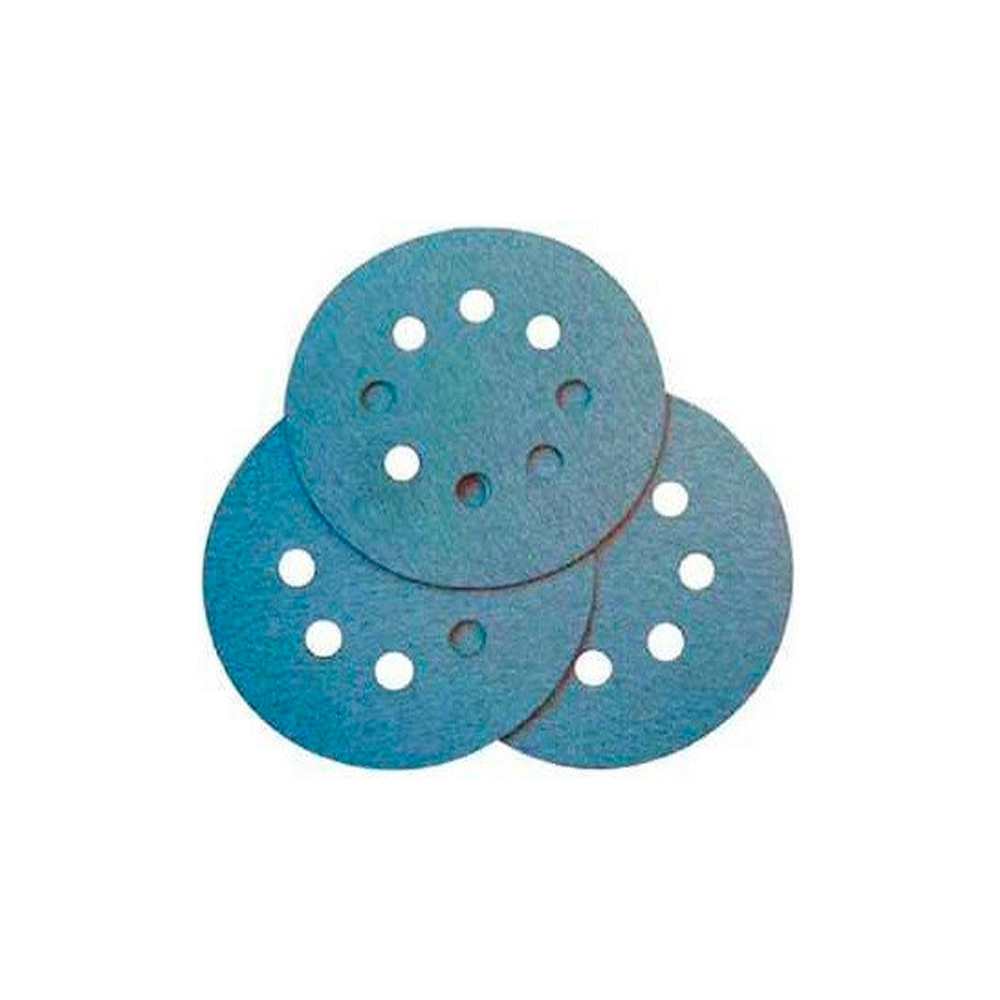 disco de lixa c/velcro makita gr240 125mm d-54209