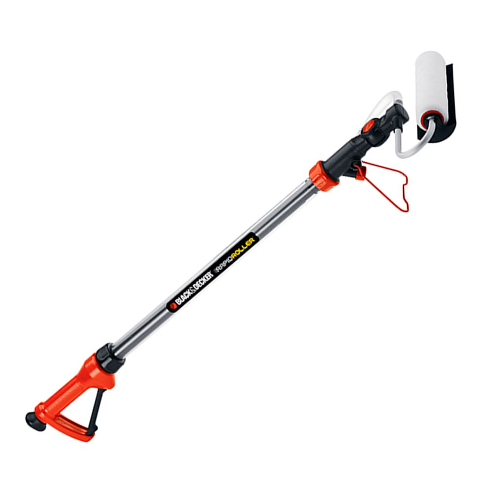 rolo pintura manual black&decker rapidroller bdpr400