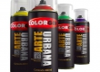 TINTA SPRAY COLORGIN ARTE URBANA - VERDE MARESIA 960